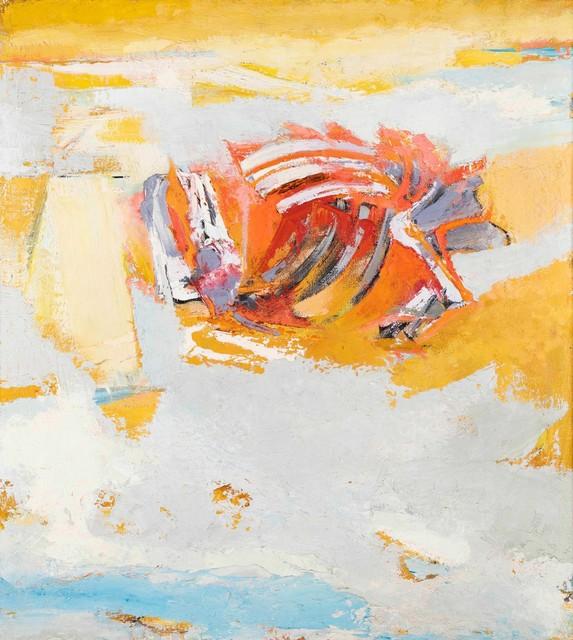 Franco Francese, 'Fine dell'estate', 1960, Cambi