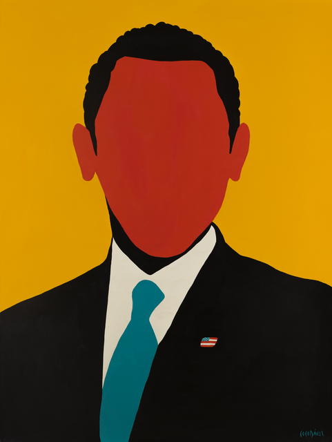 Coco Davez, 'Barack ', 2019, Maddox Gallery
