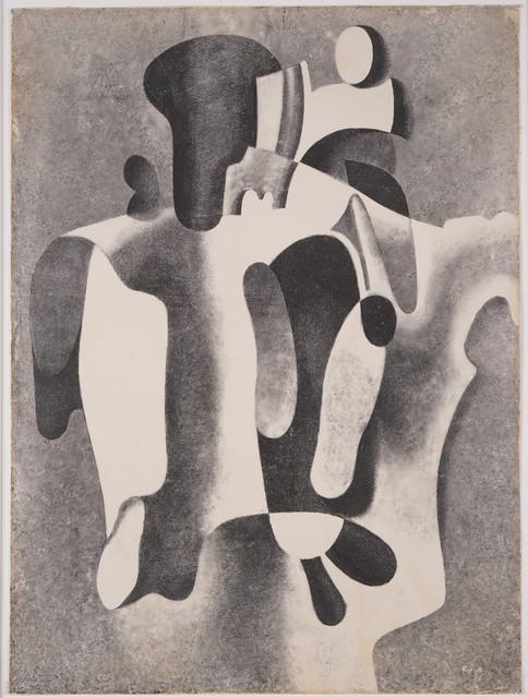 , 'Heliographic Composition (XLIV),' 1939, Olszewski Gallery