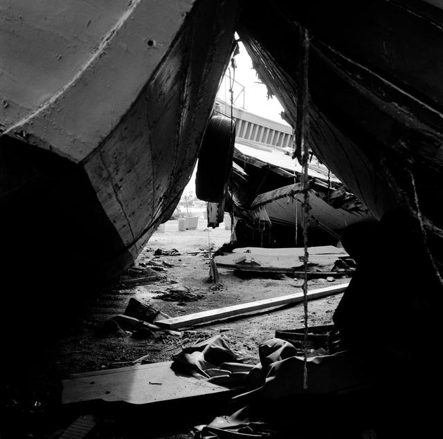 , 'Clandestine Boat Cemetery I,' 2014, ARoS Aarhus Art Museum