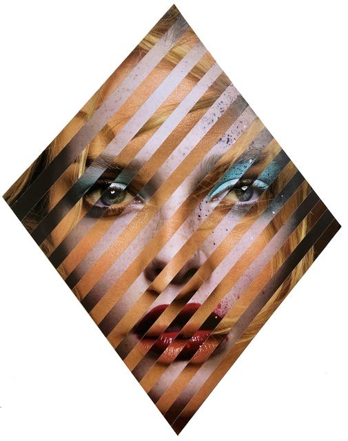 , 'Oblique 3 (diamond),' 2018, Sloan Projects