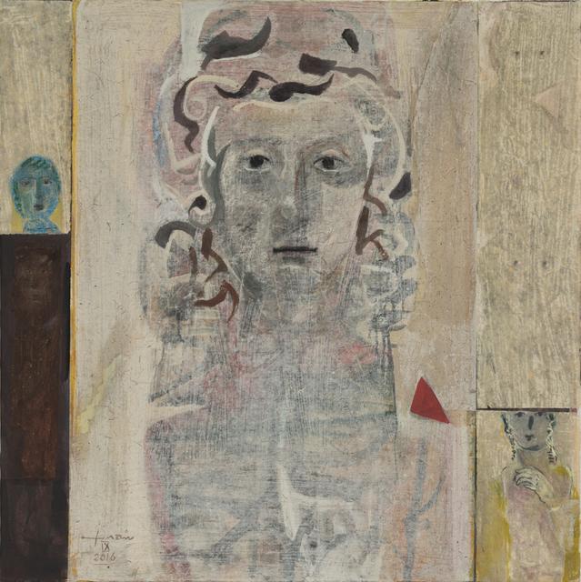 , 'Memories of Palmyra,' 2016, al markhiya gallery
