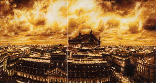 , 'Opera Garnier,' 2015, Galleria Russo