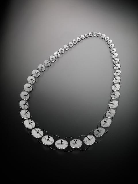, 'Circularity Necklace,' 2017, Hedone Gallery