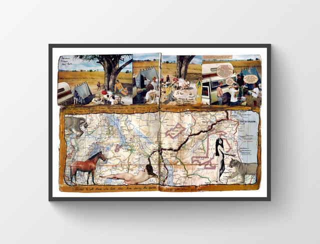 , 'Gauguin in Africa,' 2017, Trotta-Bono Contemporary