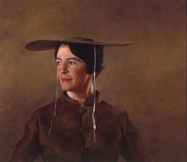 , 'Maga's Daughter,' 1966, Seattle Art Museum