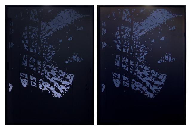 Alex Katz, 'Twilight I and Twilight II', 2008, Public Art Fund Benefit Auction