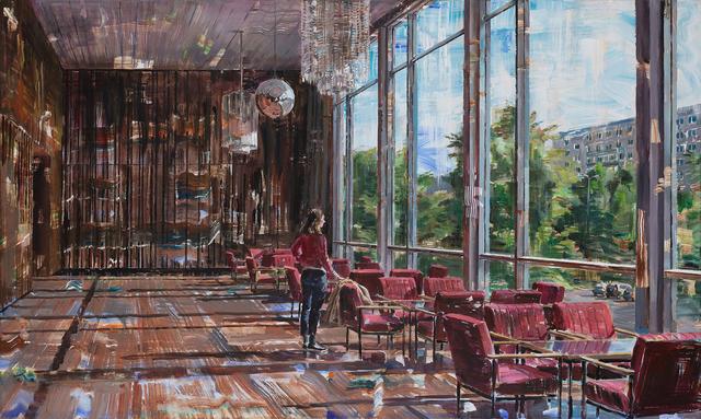 , 'Cinema Lounge,' 2018, Faur Zsofi Gallery