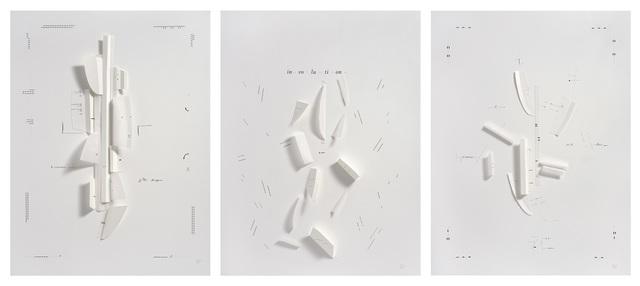 , 'in vo lu tion 1–2 ,' 2011, Alejandra von Hartz Gallery