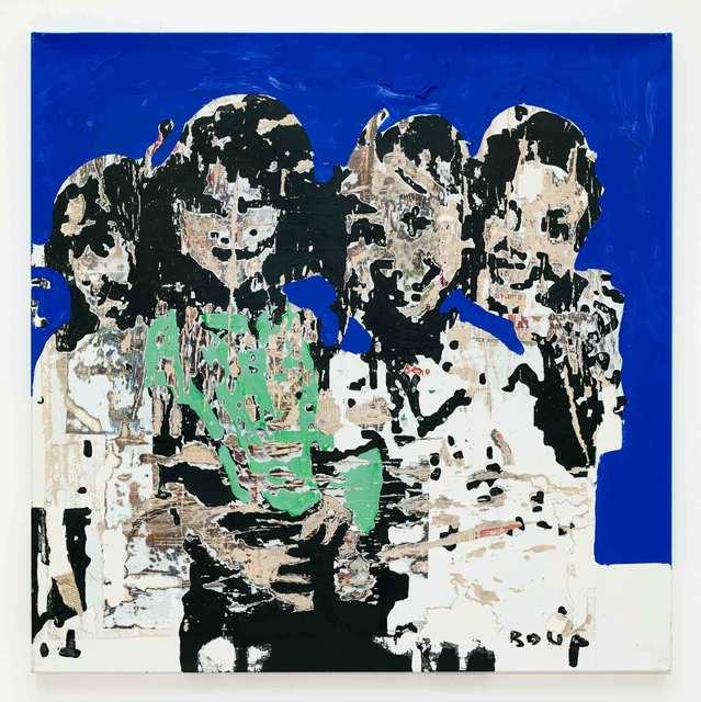 , 'Eh vié père clache nous 2,' 2017, Stephen Friedman Gallery
