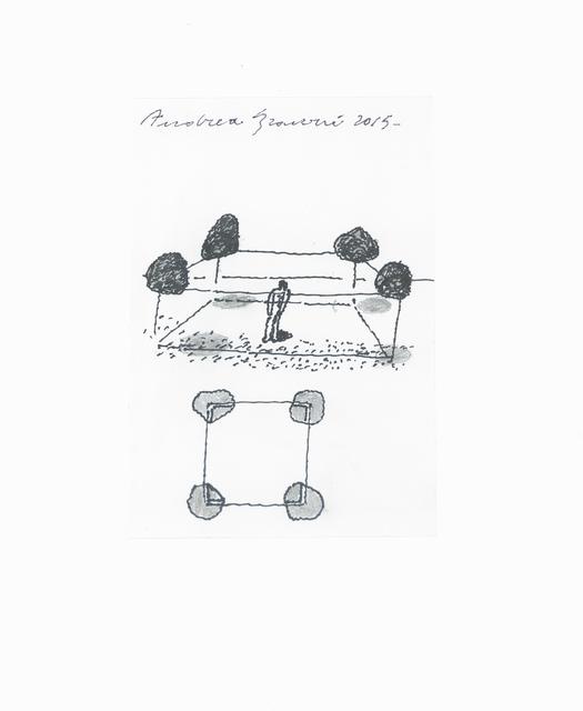 Andrea Branzi, 'Dolmen', 2016, Antonia Jannone Disegni di Architettura