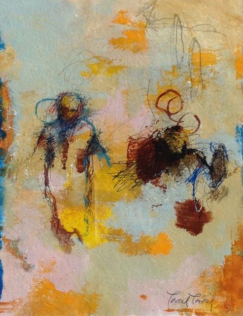 Benjamín Torcal, 'Cuerpos aéreos III', 2015, Anquins Galeria