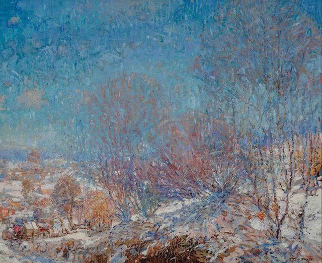 Mark Dance, 'Pennsylvania Rural Route', 2019, Somerville Manning Gallery
