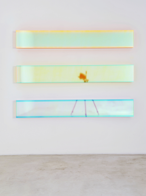 , 'color rainbow new york,' 2016, Galerie Judith Andreae