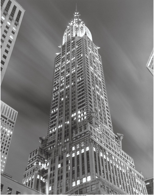 Tom Baril, 'Chrysler Building', 1997, Heritage Auctions