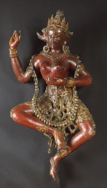'Vajravarahi', ca. 1400, Walters Art Museum