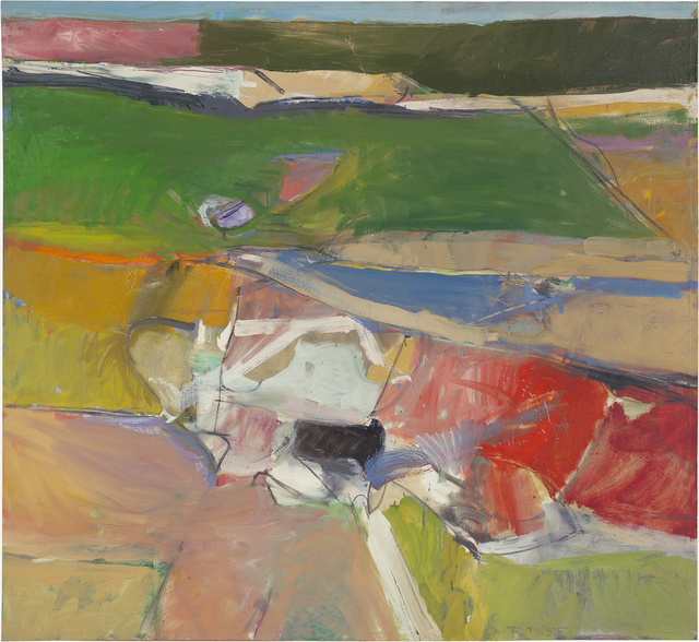 , 'Berkeley #44,' 1955, Acquavella Galleries
