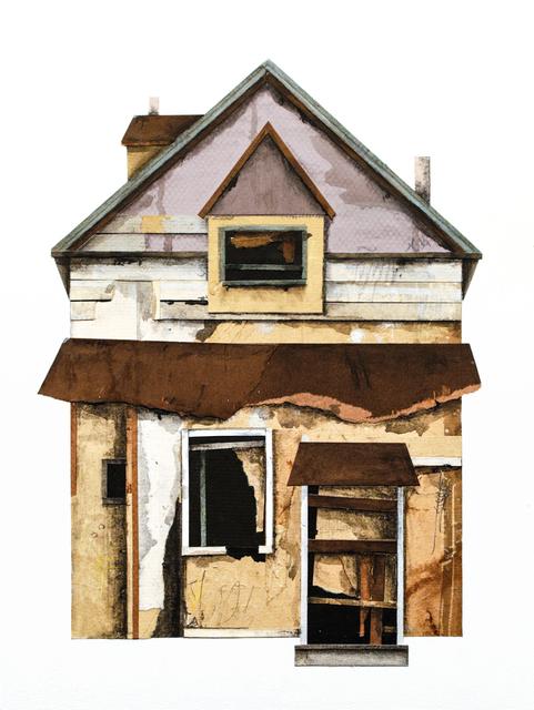 , 'House Study IV,' 2017, Paradigm Gallery + Studio
