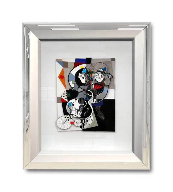 Yoël Benharrouche, 'Les roues du retour', 2017, Eden Fine Art