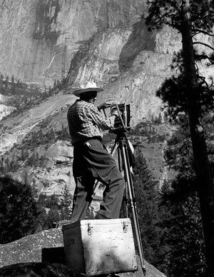 , 'Ansel Adams, Yosemite Valley, 1953,' c. 1979-2001, Ryan Gallery