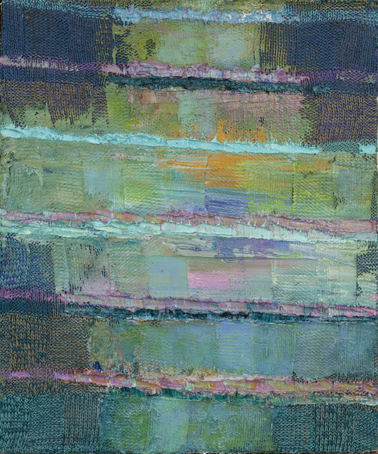 , 'Color Boundaries 50,' 2018, Galerie d'Orsay