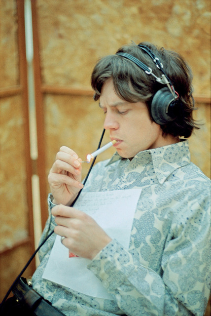 , 'The Rolling Stones - Mick Jagger at RCA studios ,' 1965, Snap Galleries