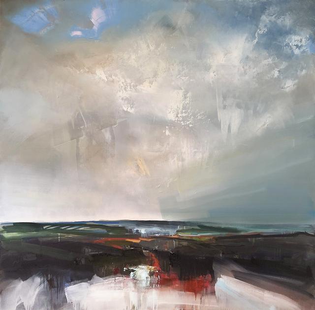 Kevin Kearns, 'Untitled (October 16)', 2018, Julie Nester Gallery