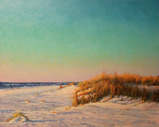 , 'Beach Shadows,' , Beverly McNeil Gallery