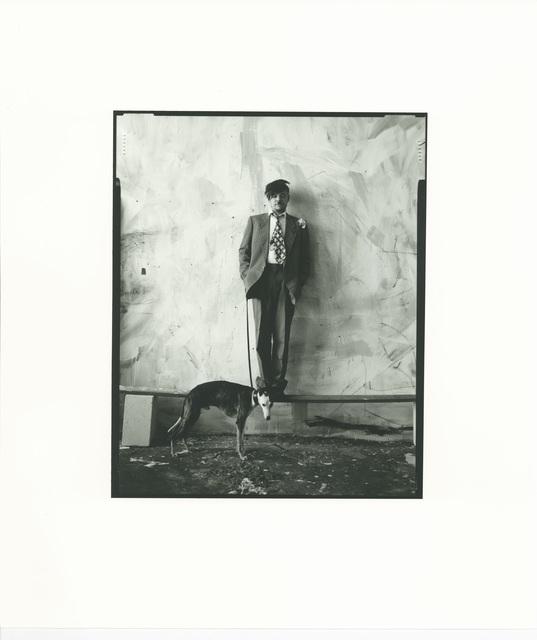 , 'Untitled #325 (Andreas),' , Galerie Sabine Knust