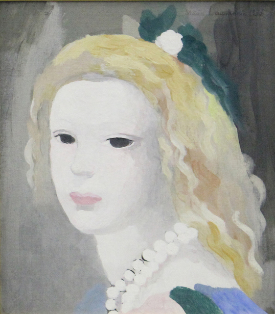 Marie Laurencin, 'Woman', 1935, Shotoku Gallery