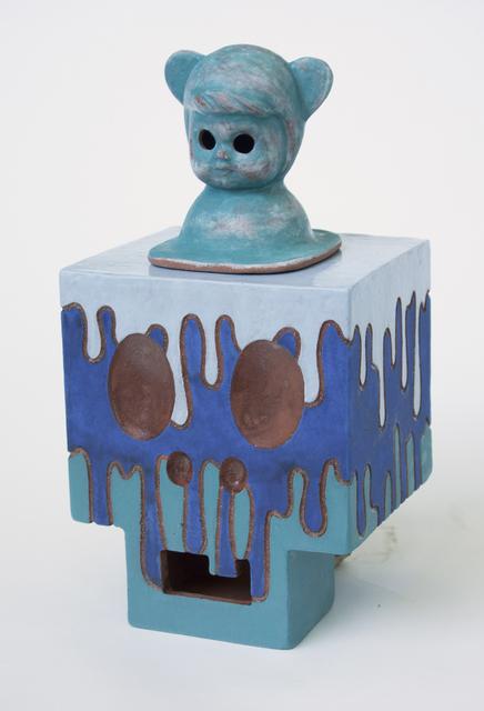 , 'Melting Icebear,' 2017, LeMieux Galleries