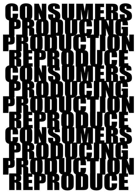 , 'Consumers,' 2014, Temnikova & Kasela