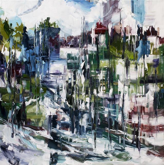 , 'Canoe,' 2017, Bau-Xi Gallery