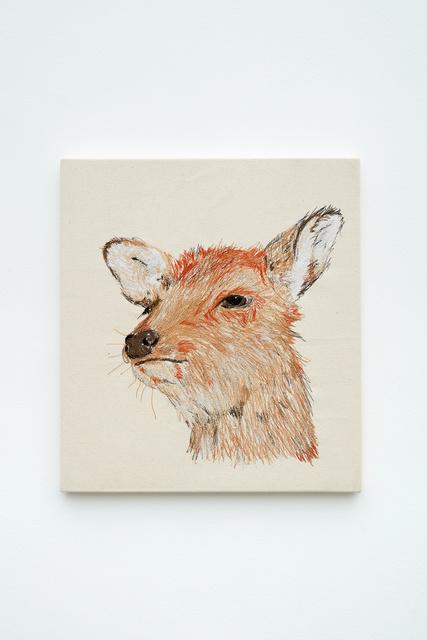 , 'young deer,' 2019, Sadie Coles HQ