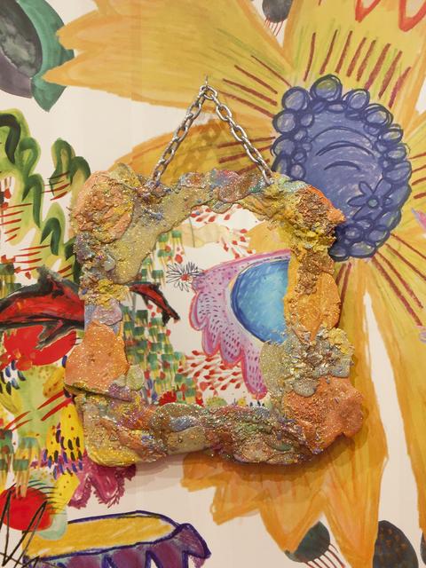 , 'Me Rawr,' 2015, Nina Johnson