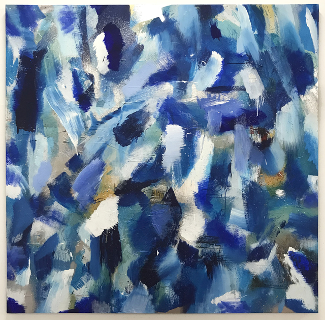 , 'Prior To Reason or Doubt,' 2017, Coagula Curatorial