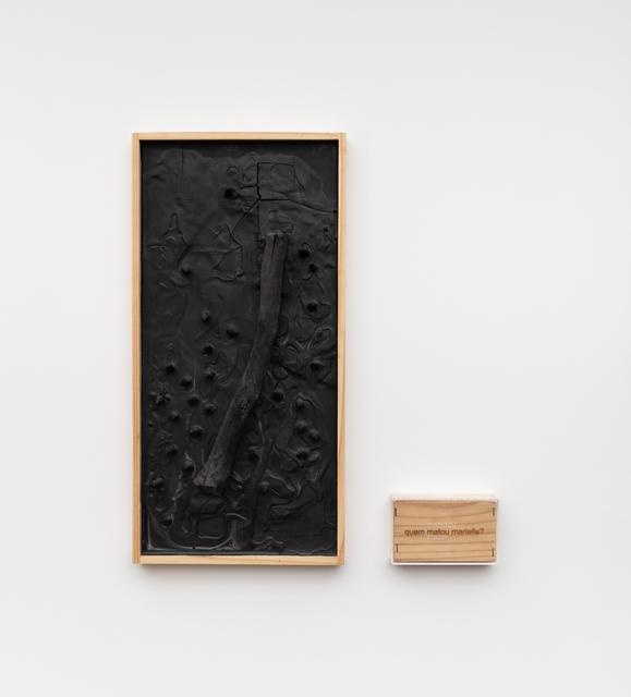 , 'marielle,' 2018, Galeria Raquel Arnaud