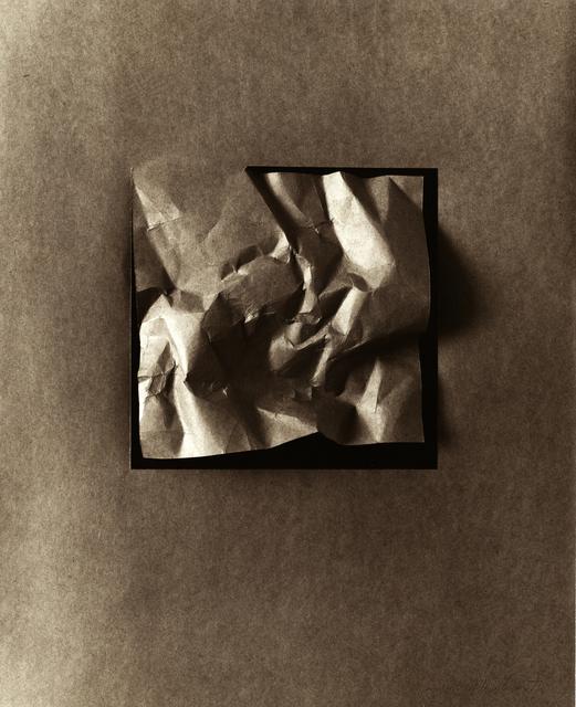 Jerry McMillan, 'untitled', 1977, Photography, Vintage gelatin silver print, Joseph Bellows Gallery