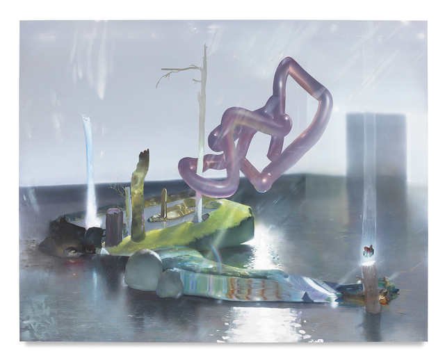 , 'Melt Into Stone,' 2018, Miles McEnery Gallery