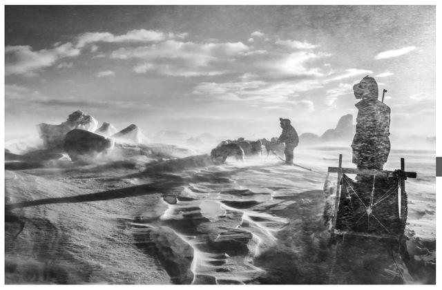 David Yarrow, 'The Last of the Big Hunters', 2016, Photography, Kunsthuis Amsterdam