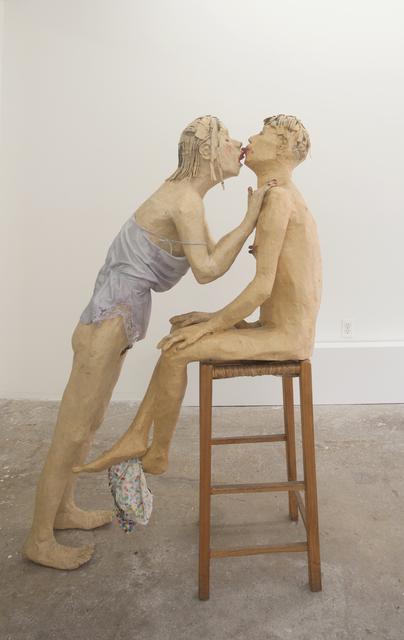 , 'El Beso en el Taburete,' , Cindy Rucker Gallery