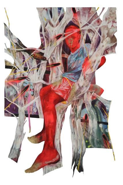 , 'Spy Boy,' 2018, Jenkins Johnson Gallery