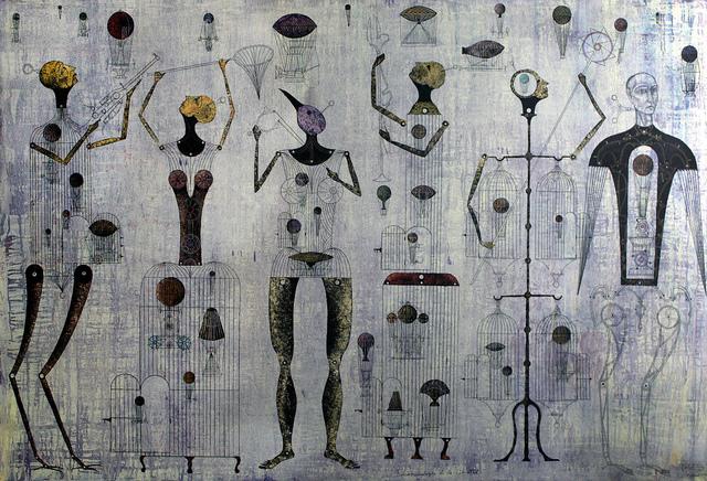 , 'Fenomenologia de la Libertad,' 2007, Pan American Art Projects