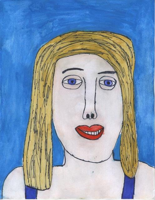 , 'Brittany Murphy RIP,' 2013, Fleisher/Ollman
