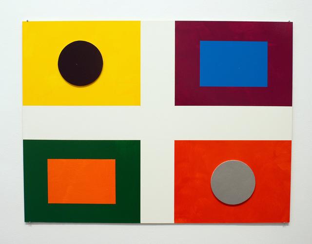 John Nixon, 'Flag I', 2008-2013, Minus Space