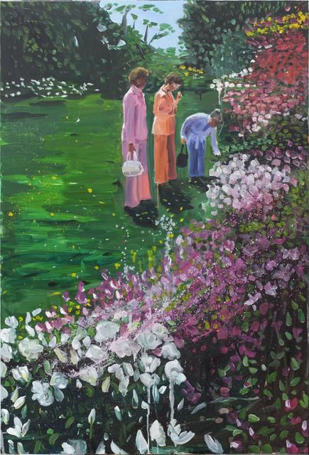 , 'Perennials,' 2015, Galleri Magnus Karlsson