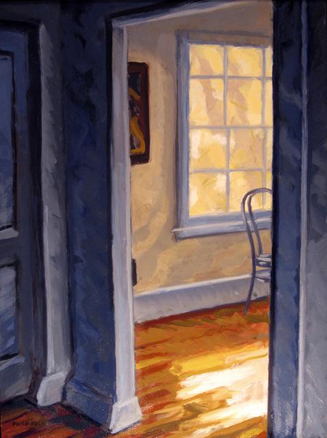 Philip Koch, 'Edward Hopper's Bedroom, Nyack', 2016, Somerville Manning Gallery