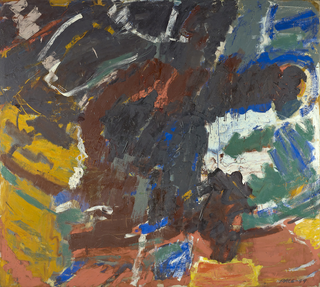 , 'Autumn (59-02),' 1959, Berry Campbell Gallery