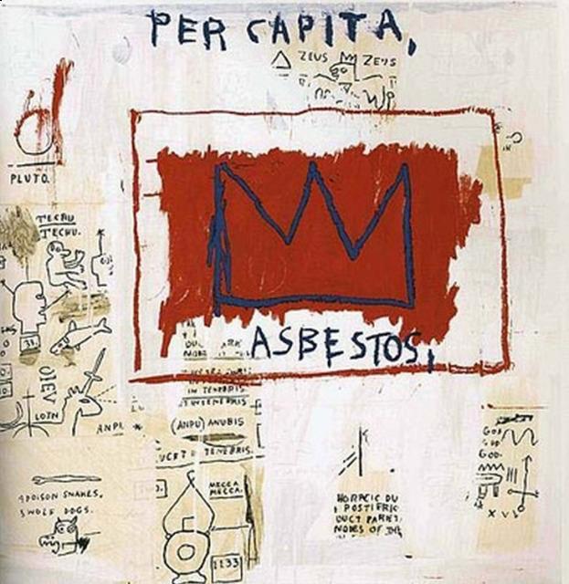 Jean-Michel Basquiat, 'Untitled (Per Capita)', 1983-2001, Kings Wood Art