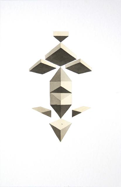 , 'Study 7,' 2014, Nora Fisch